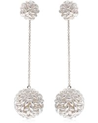 Bea Bongiasca - Rice Is Life Double Sphere Earrings - Lyst