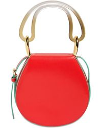 Marni - Melville Leather Shoulder Bag - Lyst