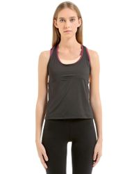 EA7 - Ventus Tank With Built-in Bra - Lyst