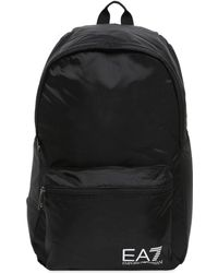 EA7 - Train Prime Backpack - Lyst