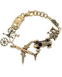 Alcozer & J | Le Voyage Bracelet | Lyst