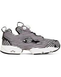 Reebok - Instapump Fury Nylon Sneakers - Lyst