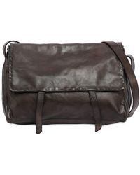 Numero 10 - Edmond Leather Messenger Bag - Lyst