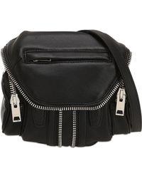 Alexander Wang - Micro Marti Nappa Shoulder Bag - Lyst