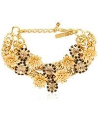 Mercantia - Lux Flower Bracelet - Lyst