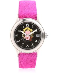 Proff - Marilyn Monroe Watch - Lyst