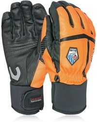 Level - Off Piste Leather Ski Gloves - Lyst