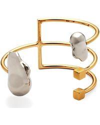 Caterina Zangrando - Ace Cuff Bracelet - Lyst