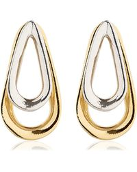 Annelise Michelson | Double Ellipse Earrings | Lyst