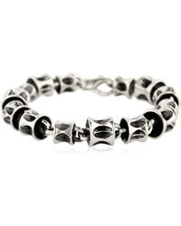 Cantini Mc Firenze - Cobra Spine Articulated Bracelet - Lyst