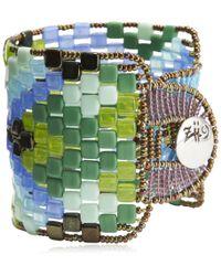 Ziio - Pixel Beaded Bracelet - Lyst