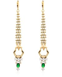 Iosselliani - Anubian Drop Earrings - Lyst