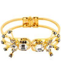 Halo - Spike Cuff Bracelet - Lyst