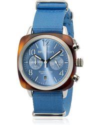 Briston - Clubmaster Classic Horizon Watch - Lyst