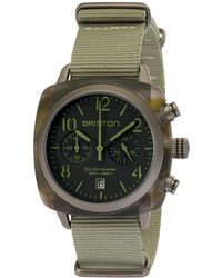 Briston - Clubmaster Jungle Watch - Lyst