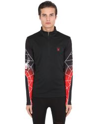 Spyder - Web Strong Nylon Sweatshirt - Lyst