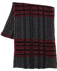 Antonio Marras - Mixed Wool Knit Scarf - Lyst