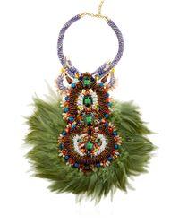 Anita Quansah London - Allura Necklace - Lyst