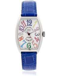 Franck Muller - Curvex Sc Color Dream Automatic Watch - Lyst