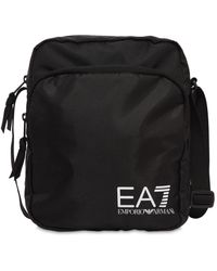 "EA7 - ""Borsa """"train Prime"""" In Nylon"" - Lyst"