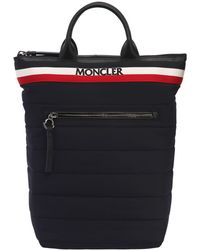 Moncler | Cerro Quilted Nylon Bag | Lyst