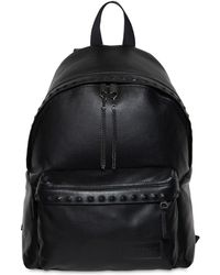 Eastpak - 24l Padded Pak'r Studs Leather Backpack - Lyst