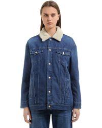 Carhartt - Trucker Cotton Canvas Jacket - Lyst