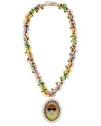 Bijoux De Famille - Anna Cameo Necklace - Lyst