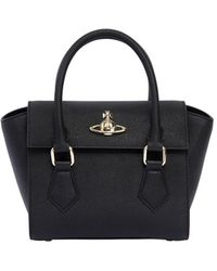 Vivienne Westwood - Pimlico Small Top Handle Bag - Lyst