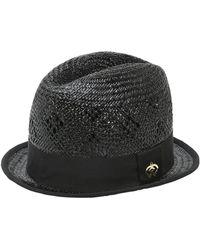 DSquared² - Cappello In Paglia Intrecciata - Lyst