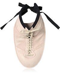 Maison Margiela | Plastron Sneaker Necklace | Lyst
