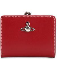 Vivienne Westwood - Matilda Leather Wallet - Lyst