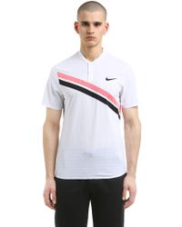Nike - Court Zonal Cooling Rf Polo Shirt - Lyst