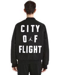"""Nike - """"Bomber """"""""air Jordan Wings Ma-1"""""""""""" - Lyst"""