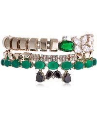 Iosselliani | Colours Of Burma Bracelet | Lyst