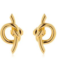 Eshvi - Venus Stud Earrings - Lyst