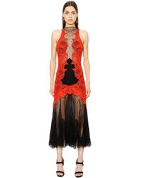 Jonathan Simkhai - Corded Linear Dome Lace Dress - Lyst