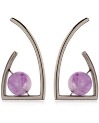 Uribe - Beatrix Earrings - Lyst
