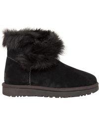 UGG - Milla Shearling Short Boots - Lyst