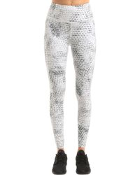 Under Armour - Misty Printed Leggings - Lyst