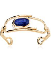 Aurelie Bidermann - Angelica Lapis Lazuli Bracelet - Lyst