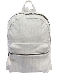 Giorgio Brato - Laser-cut Leather Backpack - Lyst