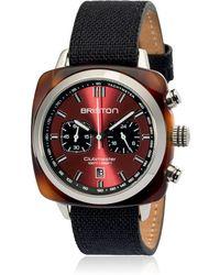 Briston - Clubmaster Chrono Sport Watch - Lyst