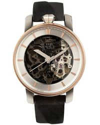 FOB PARIS - Rehab 360 Rose Gold Wrap Around Watch - Lyst