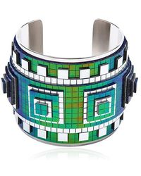 Hirschell - Dragon Cuff Bracelet - Lyst