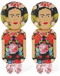 Bijoux De Famille - Frida Clip-on Earrings - Lyst