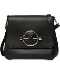 JW Anderson - Disc Leather Shoulder Bag - Lyst f06683f3006e8