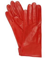 Mario Portolano - Nappa Leather Gloves - Lyst