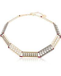 Anton Heunis | Opulent Minimalism Necklace | Lyst