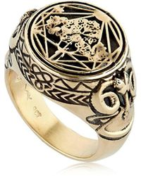 Meadowlark - Ram Chevalier Ring - Lyst